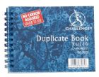Challenge Duplicate Book Carbonless Wirebound Ruled 105x130mm Ref 100080427 [Pack 5]